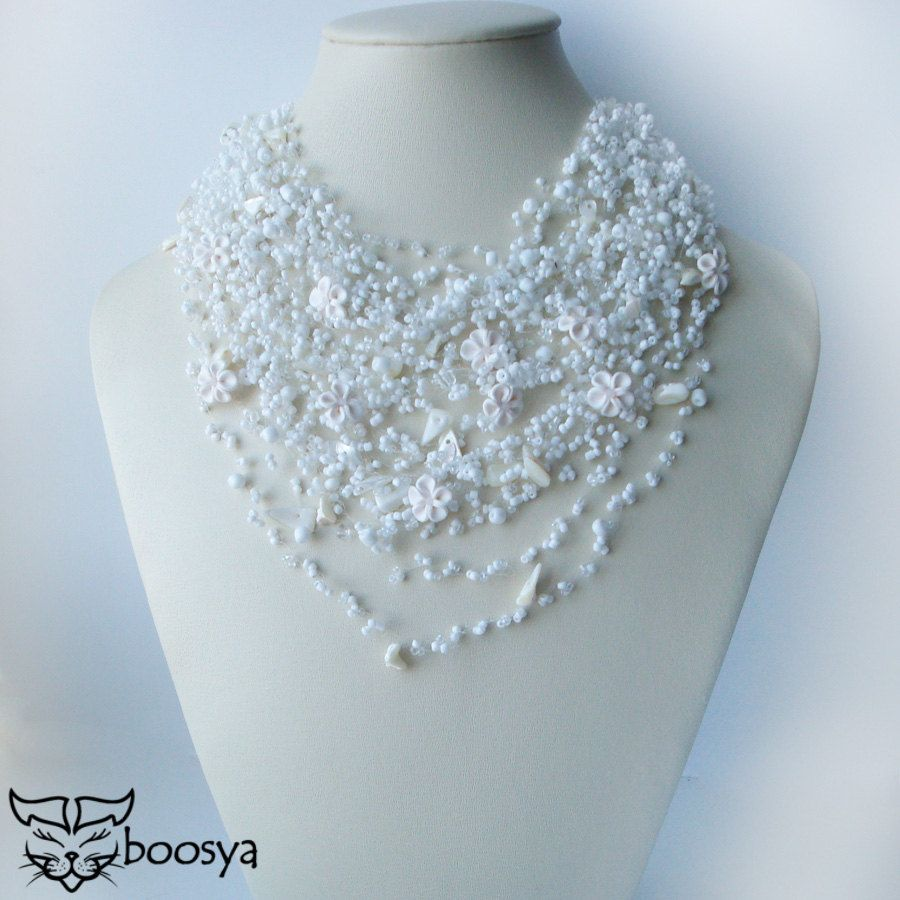Free shipping Bridal jewellery set floral necklace with earrings