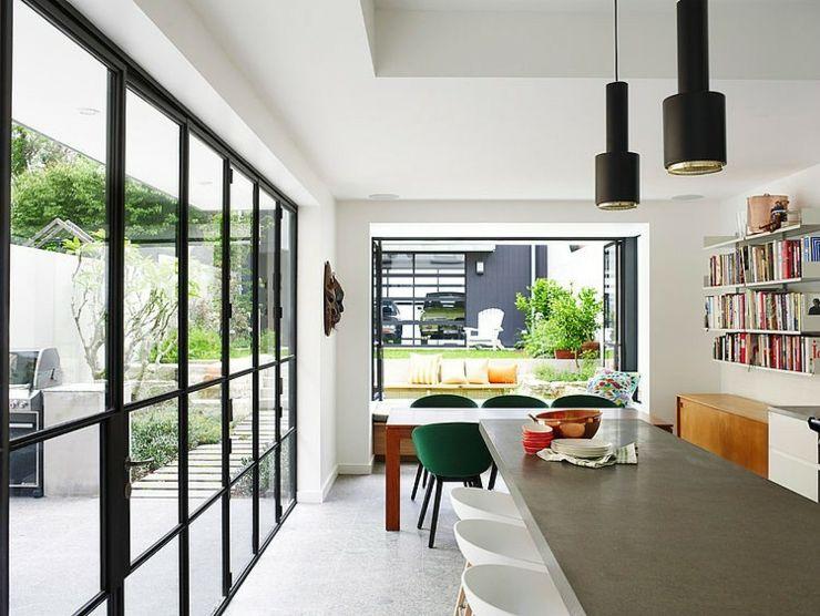 Maison moderne l int rieur clectique spaces and interiors - Interieur eclectique maison citiadine arent pyke ...