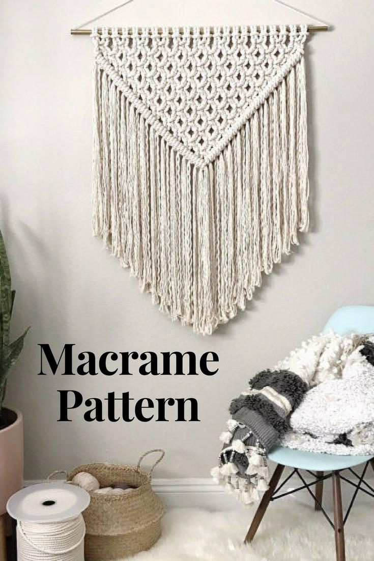 Modern Macrame Patterns New Ideas