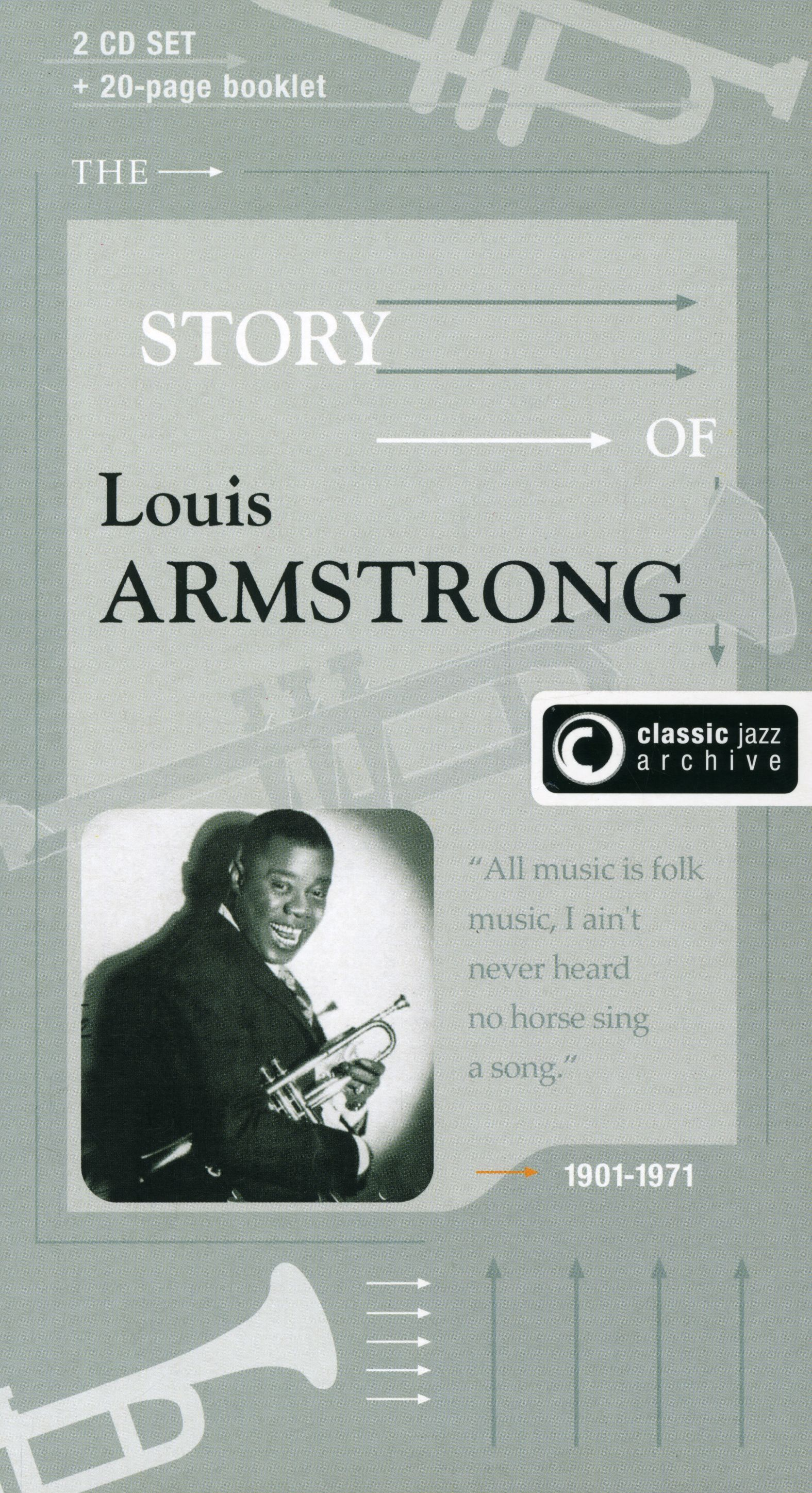 Louis armstrong st louis bluesswing that music products
