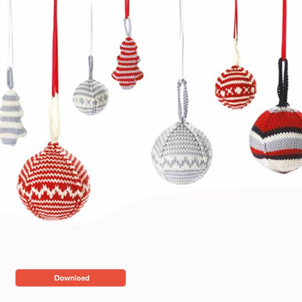 Free Millamia Christmas Ornament Patterns Christmas Ornament