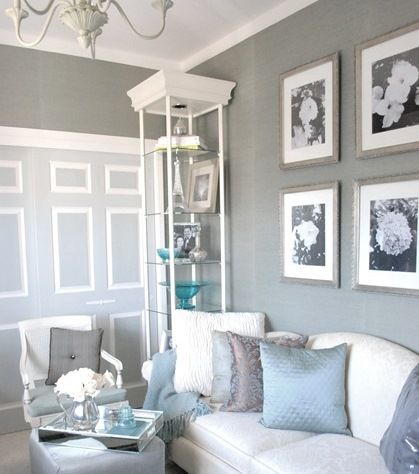 Centsational girl blog archive how  hung grasscloth and lived to tell about it also best our house images diy ideas for home windows balcony rh pinterest