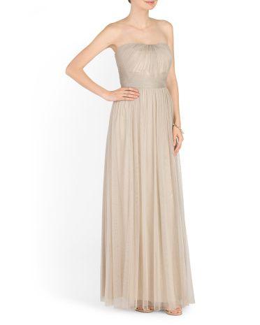 TJ Maxx Bridesmaid Dresses
