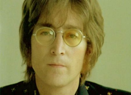 John Lennon, evil met up with him at the Dakota apartment one cold December night in 1980.