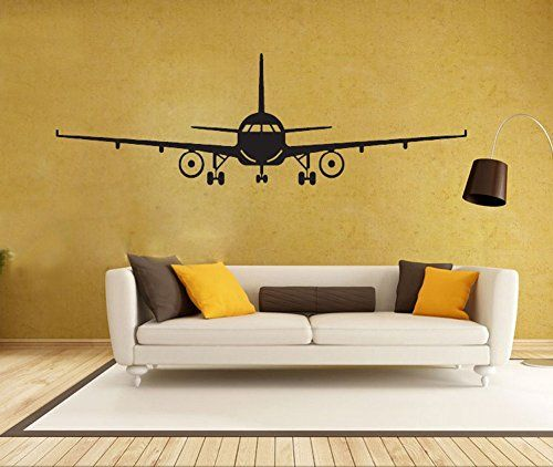 BIBITIME Military Army Cargo Airplane Silhouette Sticker ... https ...