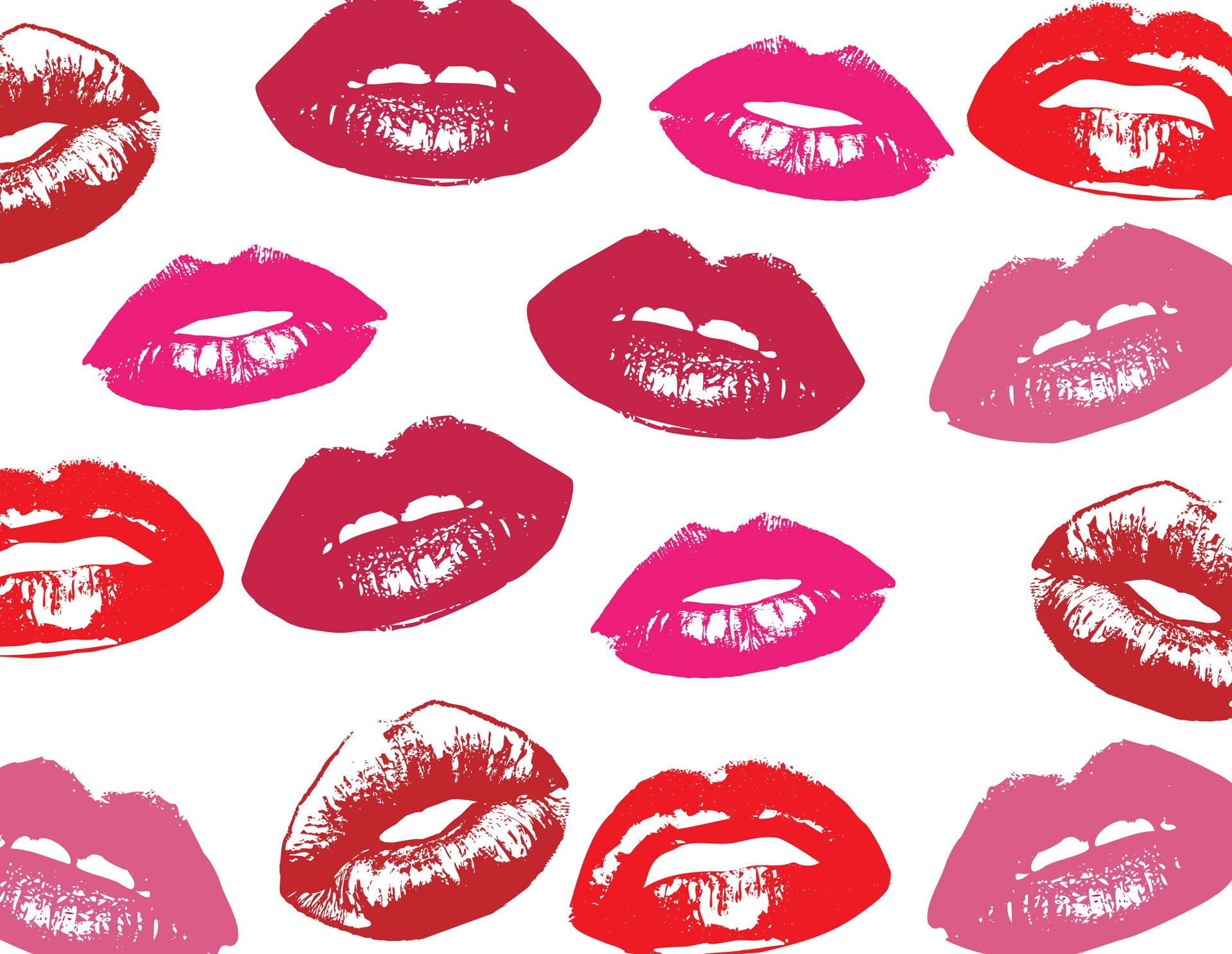 Glossy Lips Wallpaper Background Free Stock Photo Public Domain