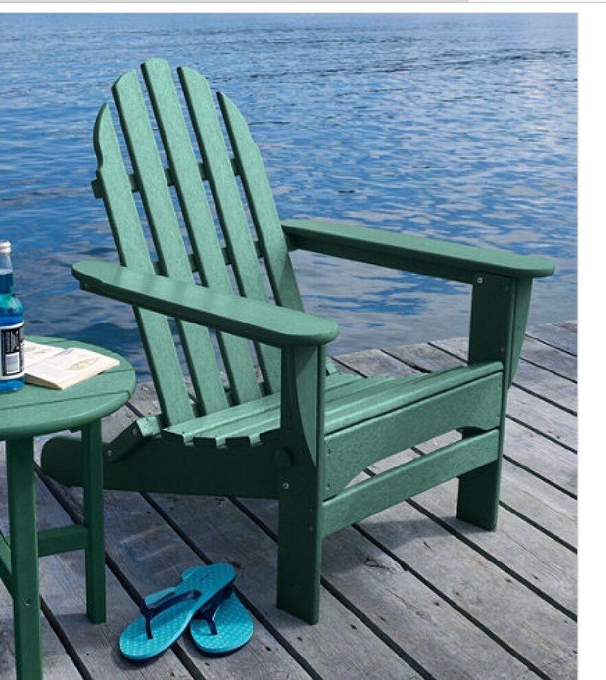 All weather adirondack Pretty Brook Adirondack chairs