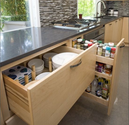 Discount Kitchen Cabinets Portland Oregon: 5 Tips To Organize Your Kitchen Drawers