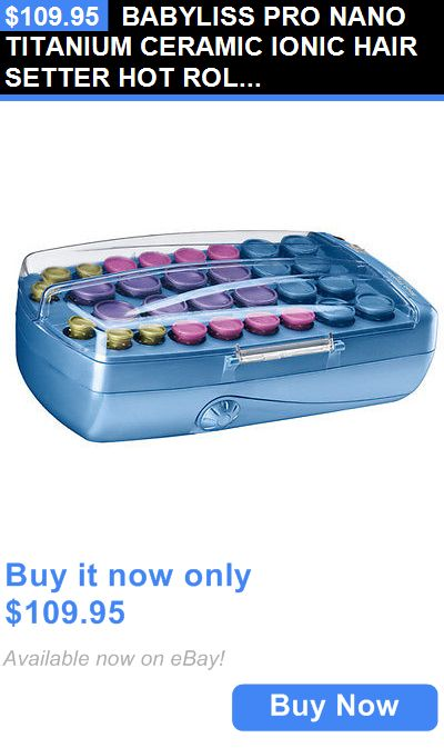 Rollers And Curlers Babyliss Pro Nano Titanium Ceramic Ionic Hair Setter Hot Rollers 30 Roller Set Buy It No Babyliss Pro Nano Titanium Hot Rollers Roller Set