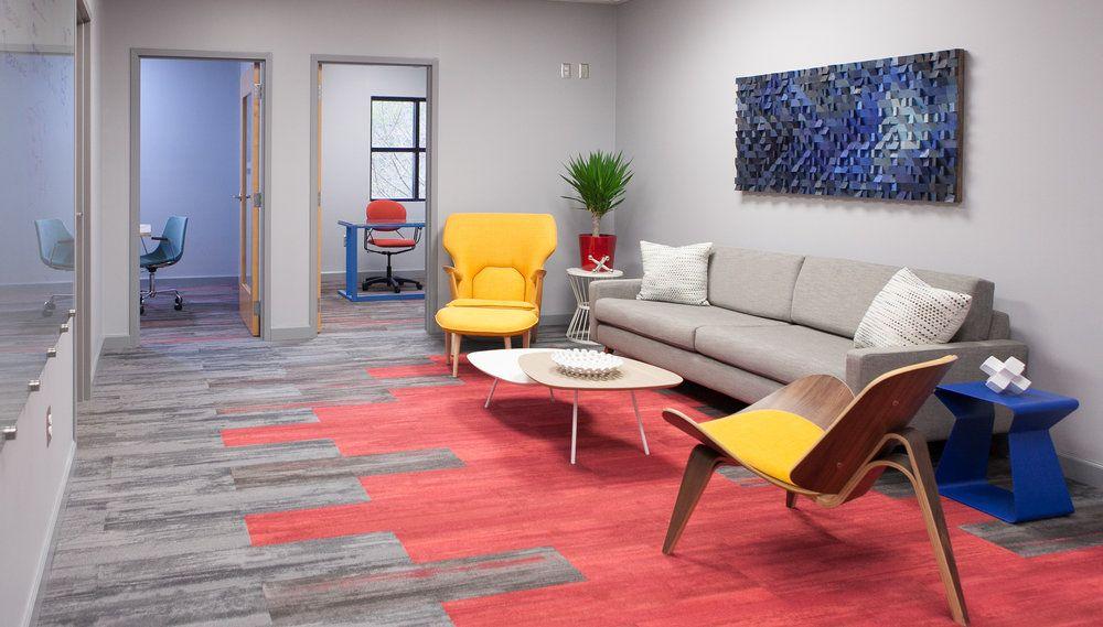 Haven Interior Design Heatworks Lounge Area Modern