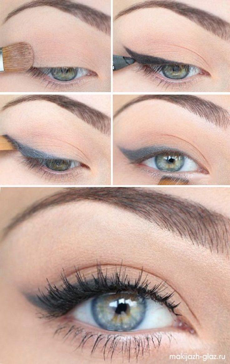 Top 10 Smudged Eyeliner Makeup Tutorials – Top Inspired