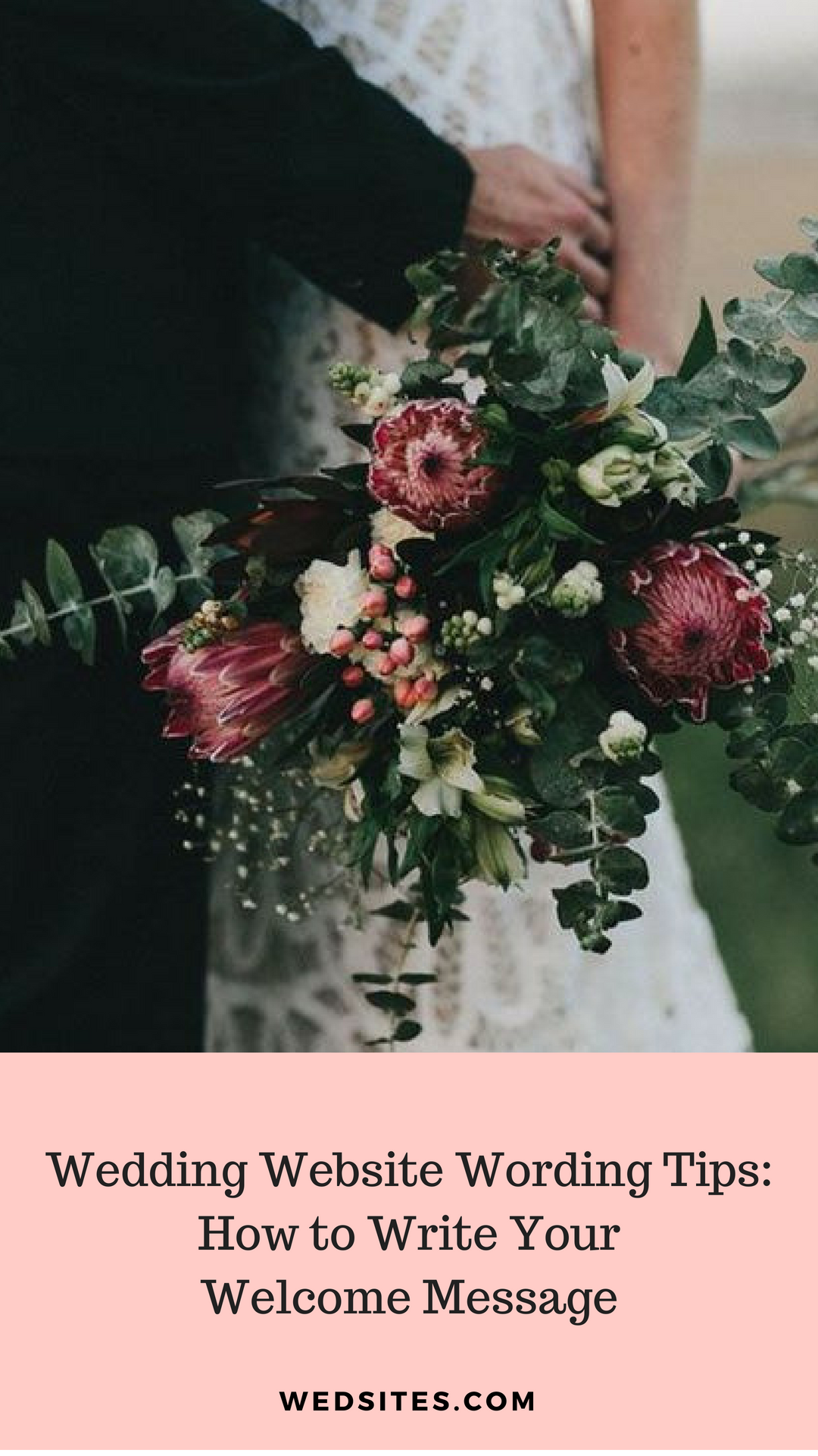 Wedding Website Wording Examples For Tricky Situations Wedding