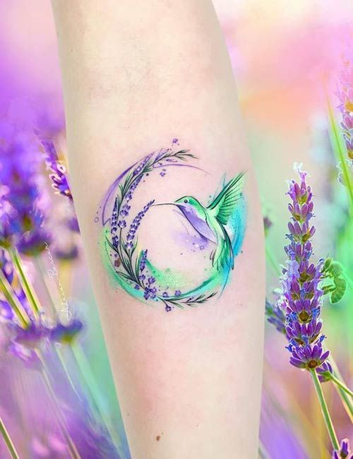 Photo of 21 Gorgeous-Looking Watercolor Tattoo Ideas That Will Make You Want To Get Inked