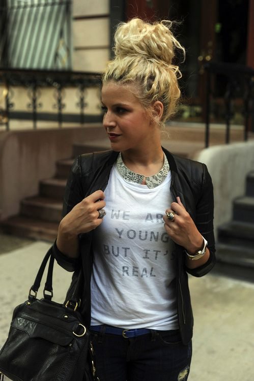 Blogger Crush of the Week: Andrea of Blonde Bedhead