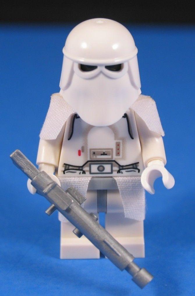 Armor Pauldron Plastic NEW clone trooper Star Wars LEGO x 4 Black Minifig