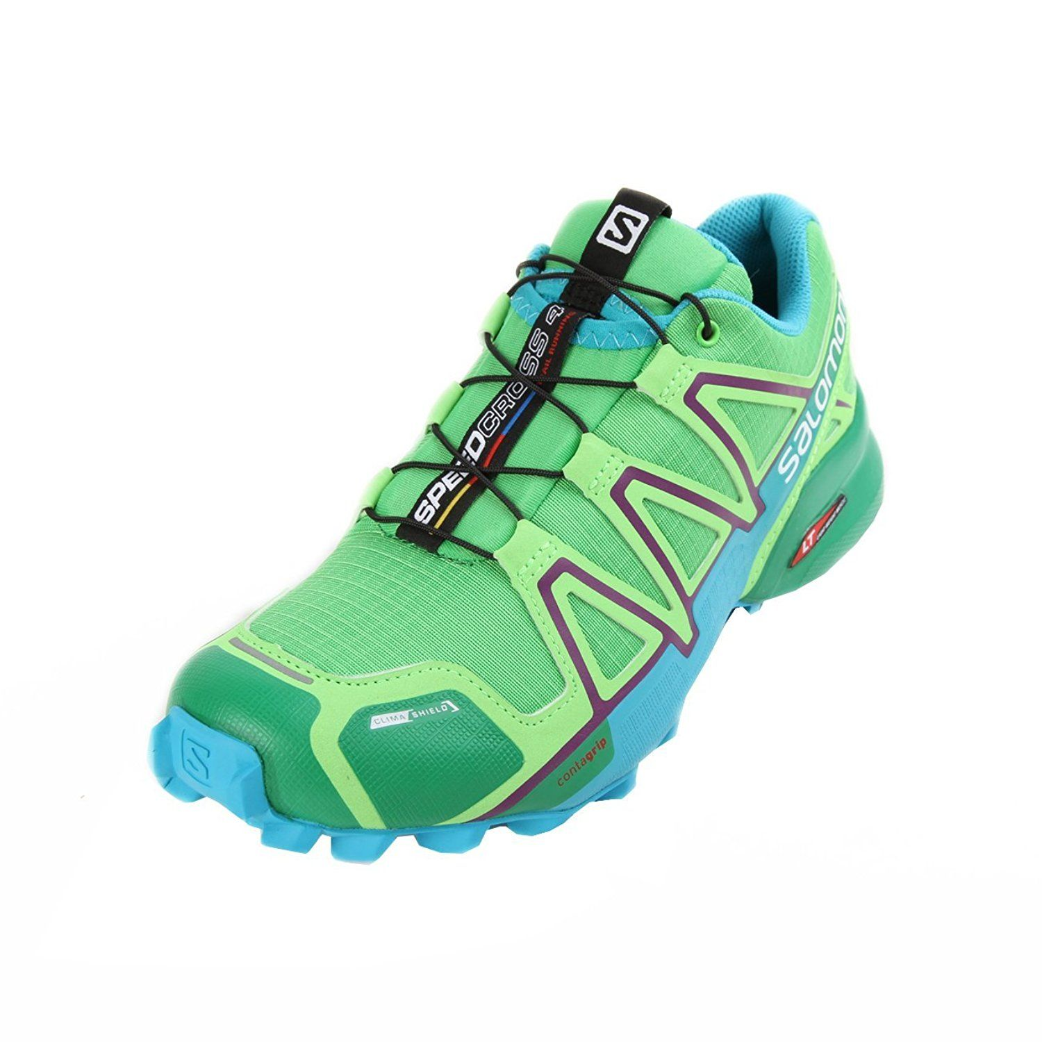 Salomon Speedcross 4 CS W Women's Trail Running Shoes
