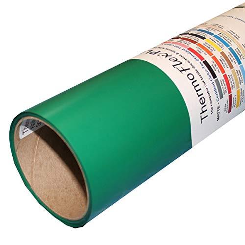 Amazon Com Thermoflex Plus 15 X 20 Roll Kelly Heat Transfer Vinyl Htv By Coaches World Kyle S Craft Supplies Kyle Craft Heat Transfer Vinyl Craft Supplies