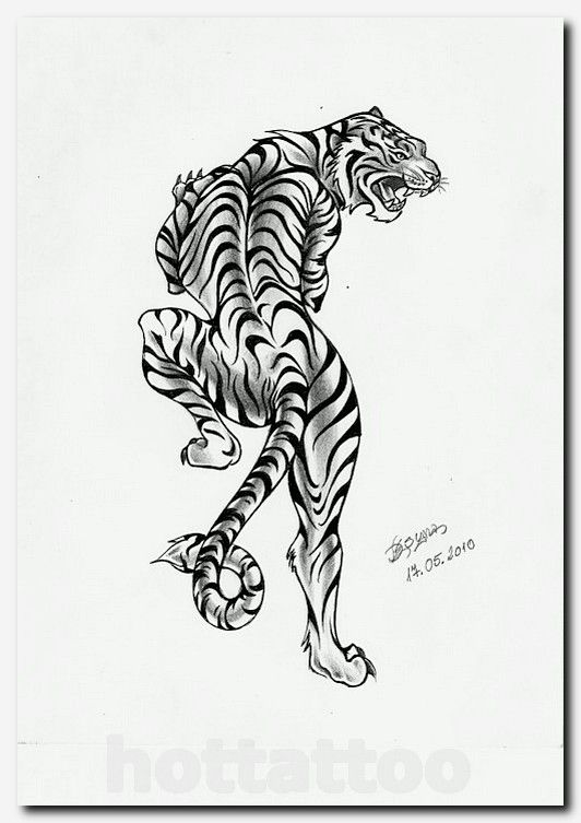 25 Best Ideas About Traditional Tiger Tattoo On Pinterest Traditional Tiger Tattoo Arm Tattoos Tiger Tiger Tattoo