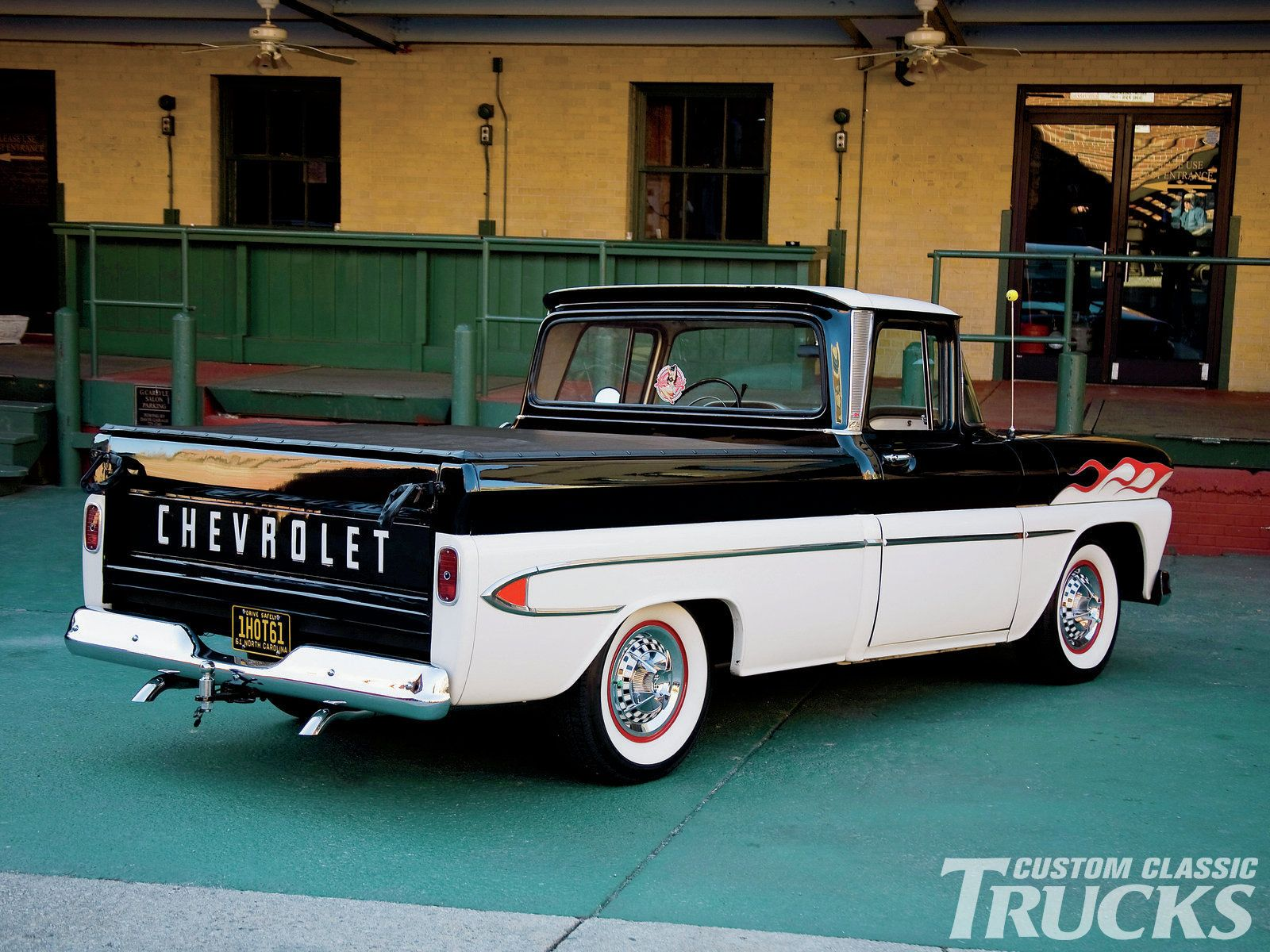 1961 Chevrolet Apache - Hot Rod Network | Old school trucks ...