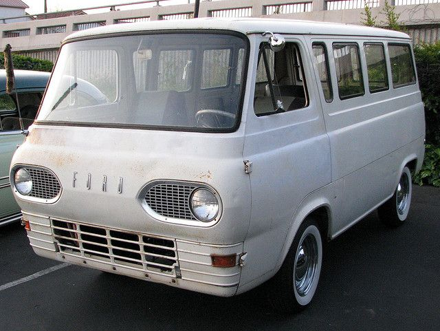 1965 Ford Econoline Van 62 157 G 1 By Jack Snell Via Flickr