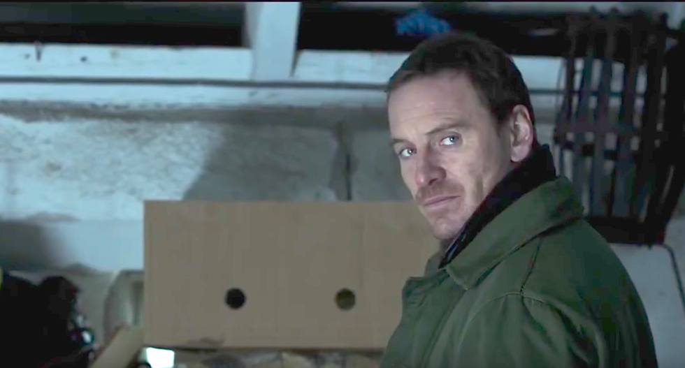 After Michael Fassbender's New Crime Thriller, You'll Never Build a Snowman Again  - Esquire.com