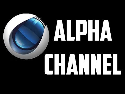 Cinema 4d How To Use Alpha Channel Transparent Background Youtube Alpha Channel Cinema 4d Tutorial Cinema 4d