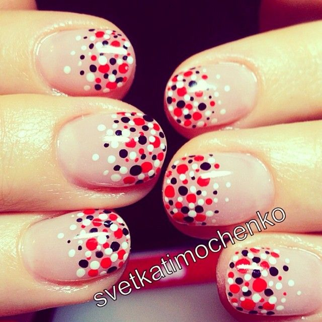 Instagram photo by nails_svetkatimochenko  #nail #nails #nailart