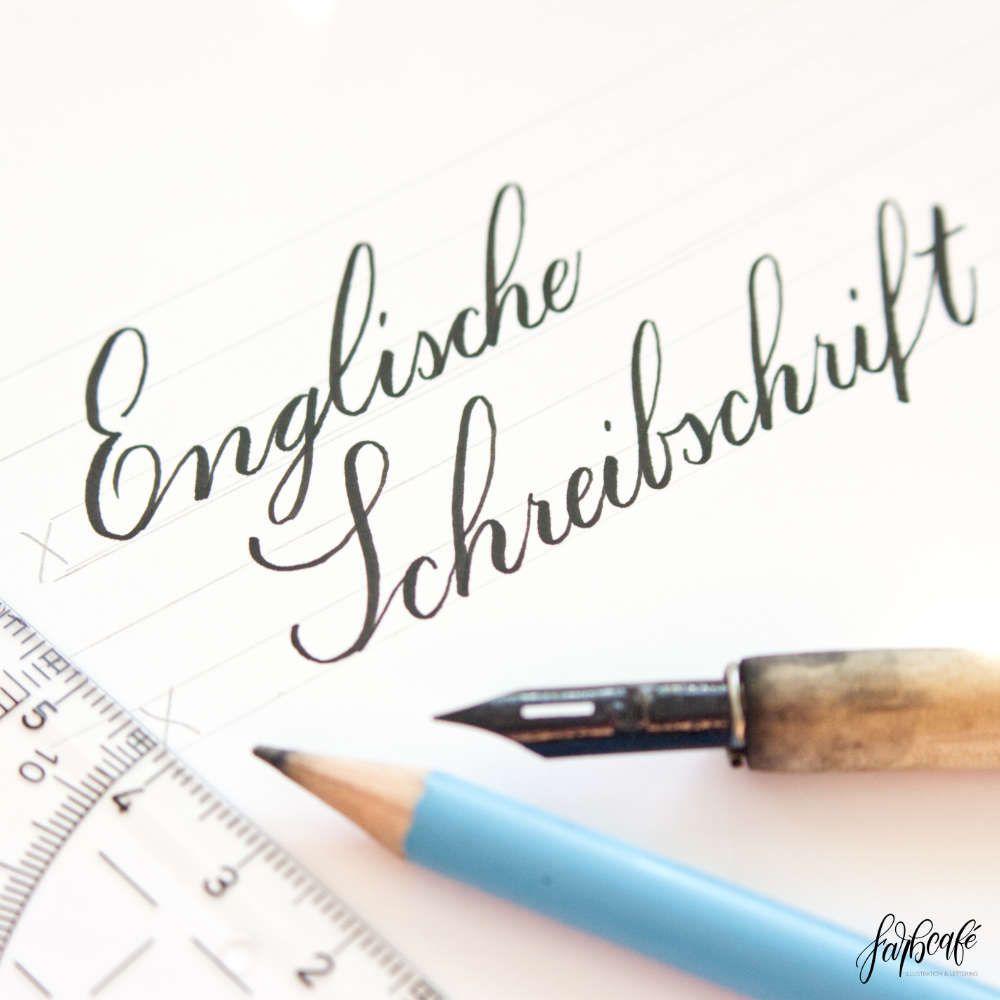 Photo of Englische Schreibschrift • Deine Einführung mit Übungen