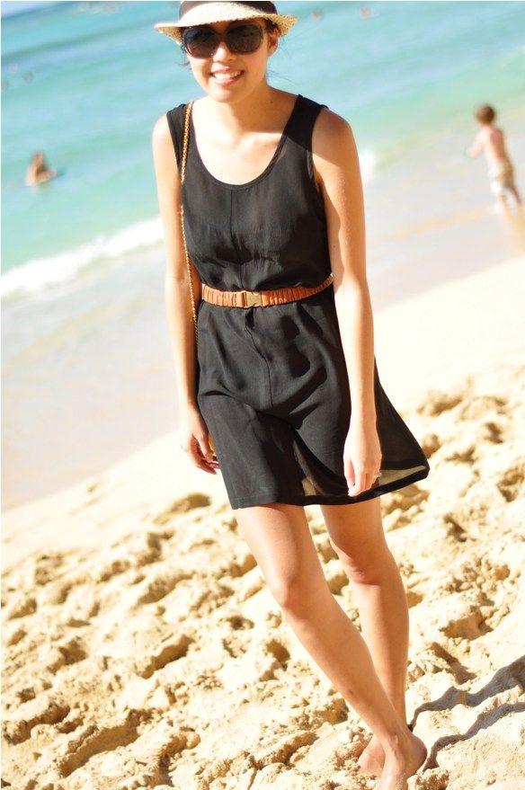 Black dress – Ann Demeulemeester