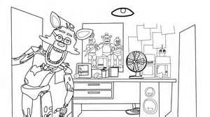 Five Nights At Freddy S Mlp Coloring Pages Bing Images