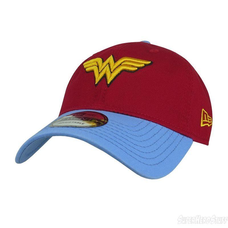 Wonder Woman 9Twenty Adjustable Hat  50d554ec53d