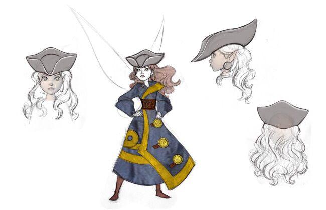 Clochette et la Fée Pirate [DisneyToon - 2014] - Page 14 72a842da51a6be6f94c3e080a4335ad8