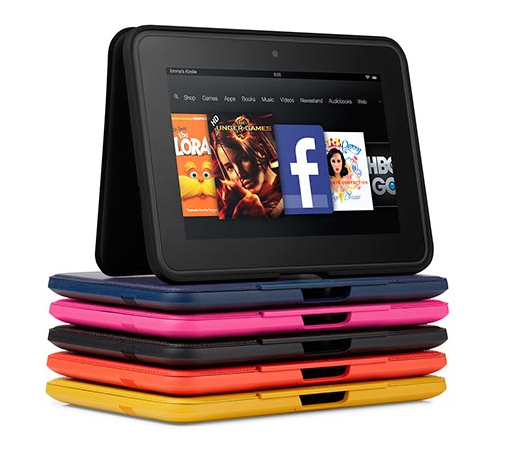 Amazon Kindle Fire HD Cases $9.99 up to 71FF – HIGHLY Reviewed Cases, the Standing Leather Case, Otterbox, Kate Spade,