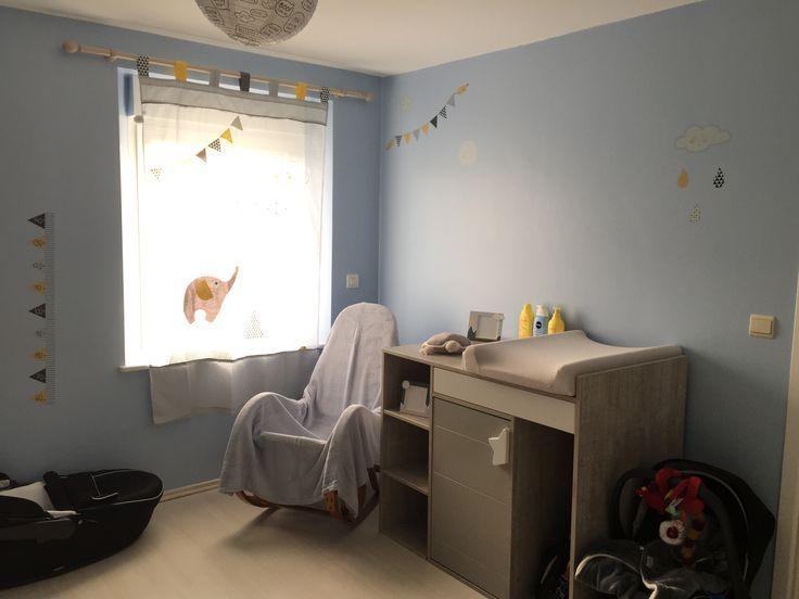 """foto de Résultat de recherche d'images pour """"stickers baby fan"""" Déco chambre bébé Deco chambre"""