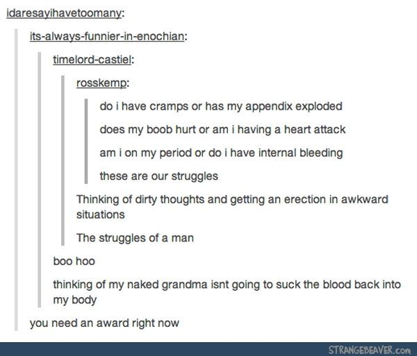 My First Post Shall Consist Of This Tumblr Gold Funny