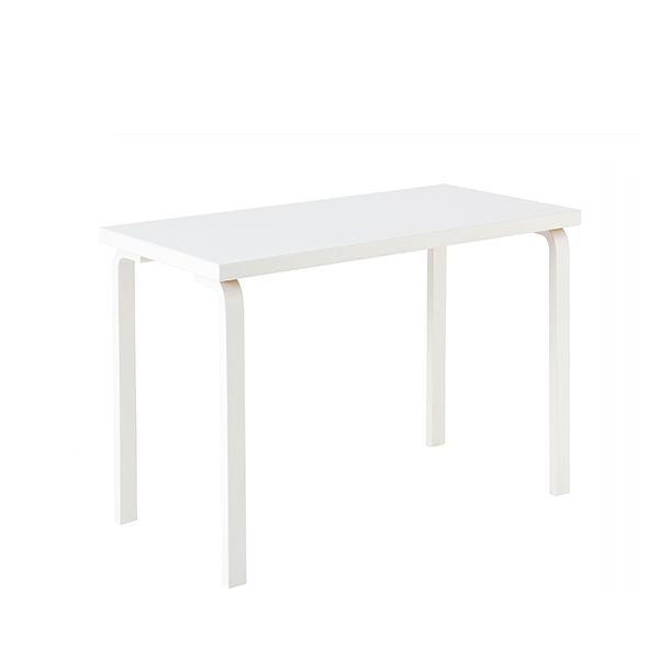 Artekin pöydät perustuvat Alvar Aallon L-jalan ja pöytälevyn erilaisiin yhdistelmiin. Alvar Aalto esitteli taivutetun L-jalan ensi kertaa vuonna 1933 ja siitä tuli Aallon huonekalujen standardikomponentti.