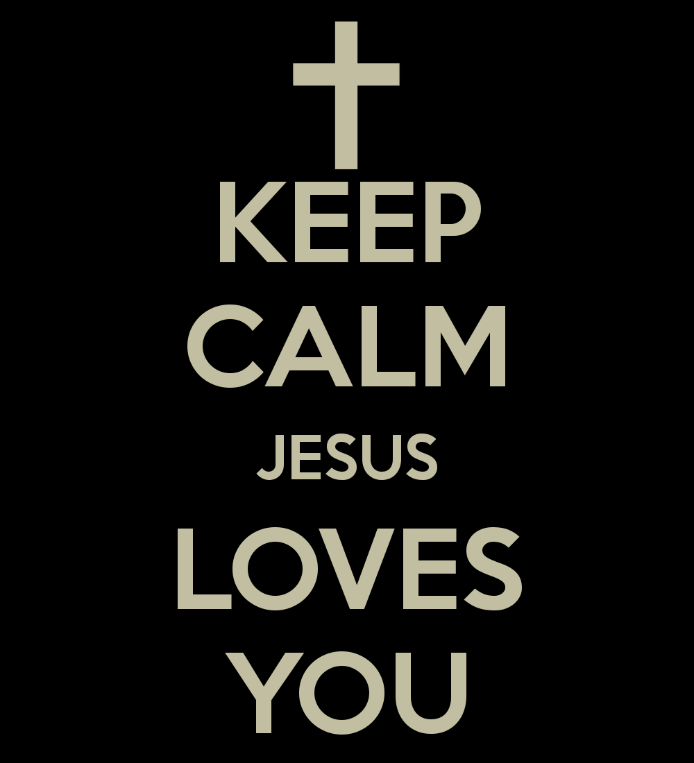 Pin By Kamron Hunter On Jesus I Calm Quotes Jesus Loves You Calm