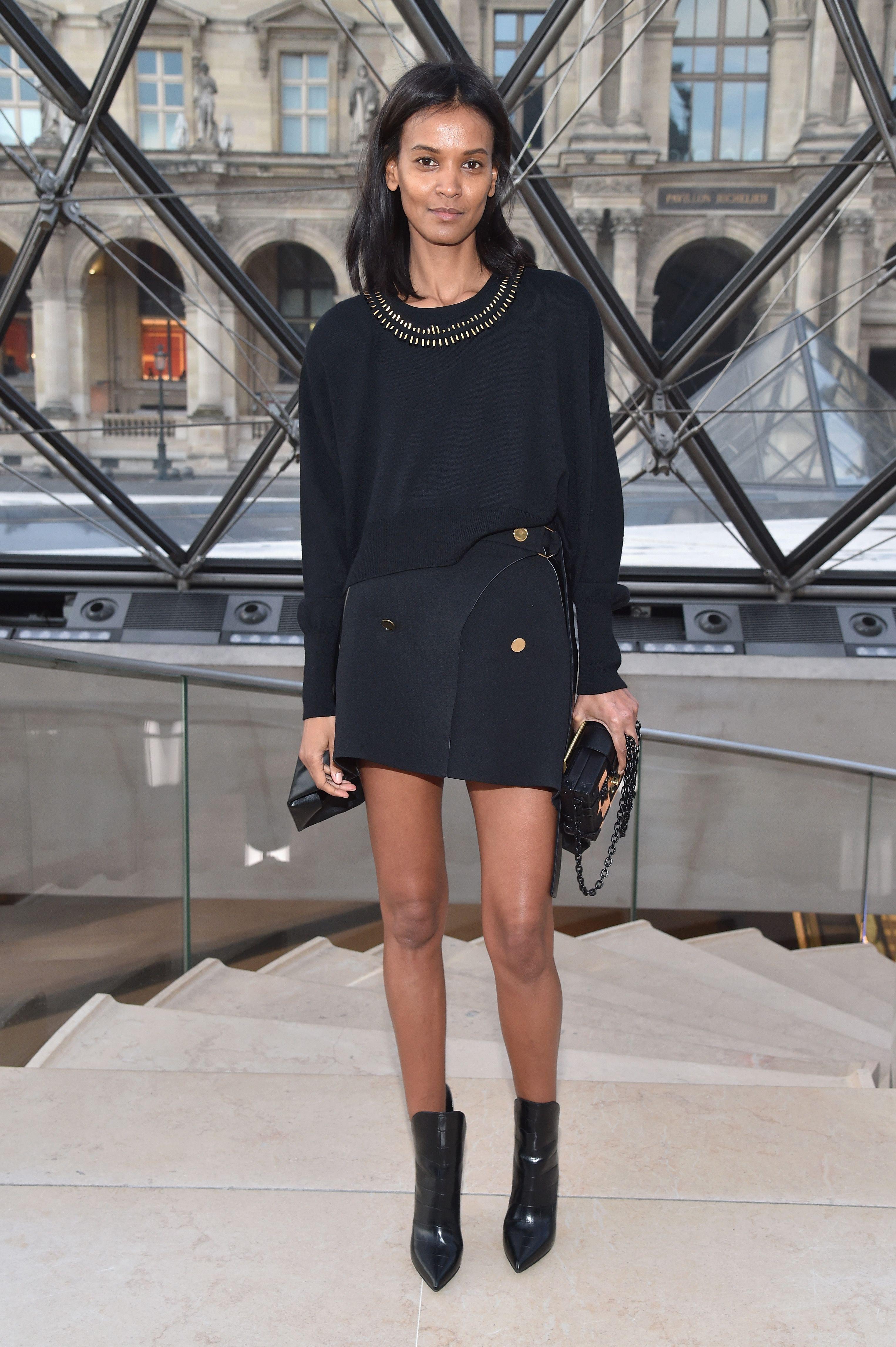 Liya Kebede   Fashion, Paris fashion, Paris fashion week 2017
