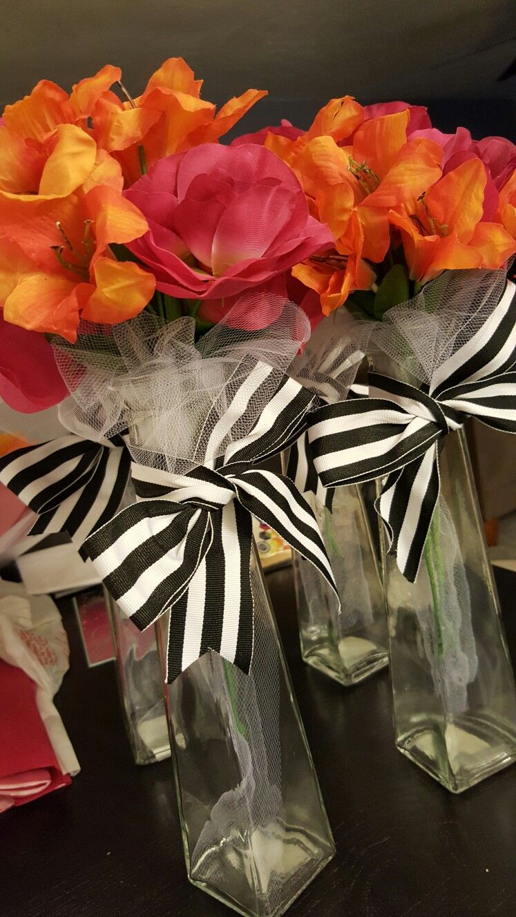 Budget friendly baby shower decorative vases vases from