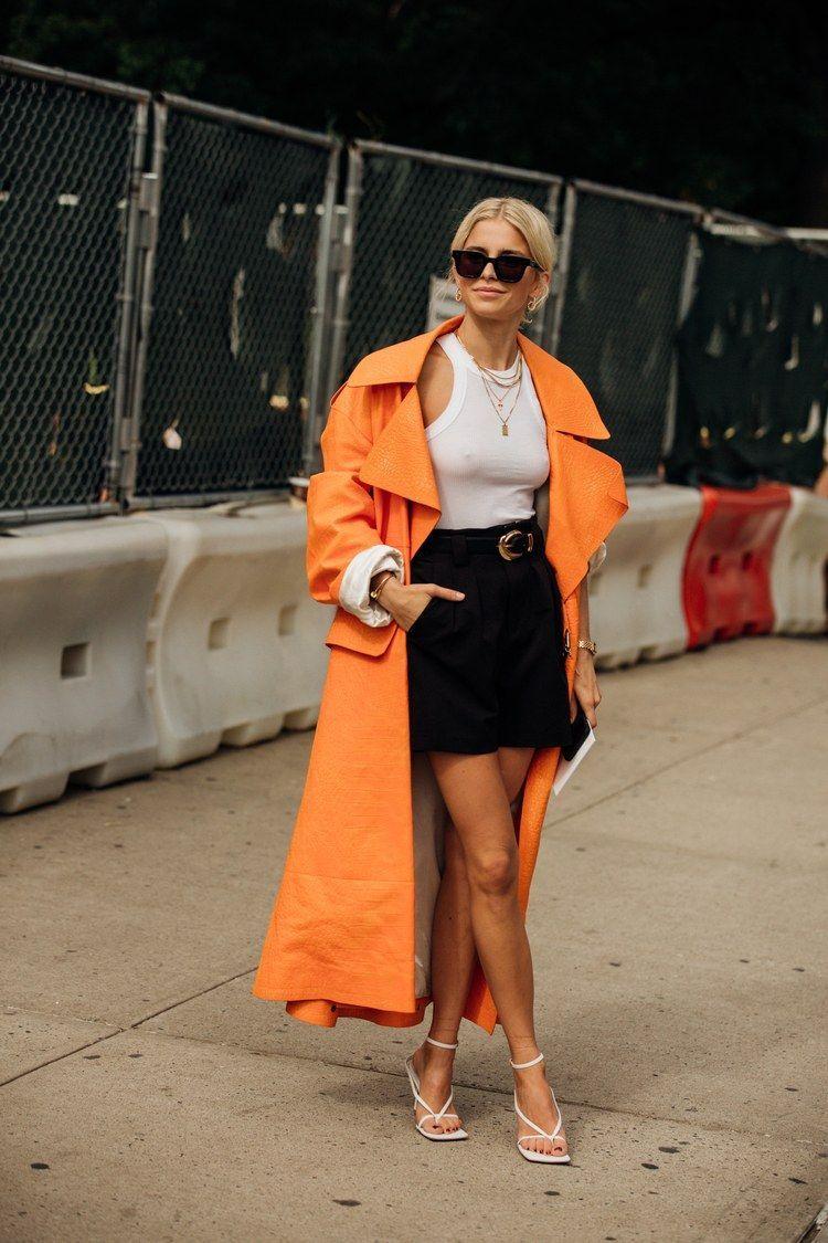 Der beste Streetstyle der New York Fashion Week Frühjahr / Sommer 2020 -  - #Beste #Der #Fashion #Frühjahr #Sommer #streetstyle #Week #York