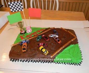 Coolest Demolition Derby Cake in 2020 | Derby cake recipe ...