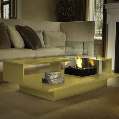 LOVE\u003c LOVE\u003c LOVE this! Decorpro Level Bio Ethanol Fireplace