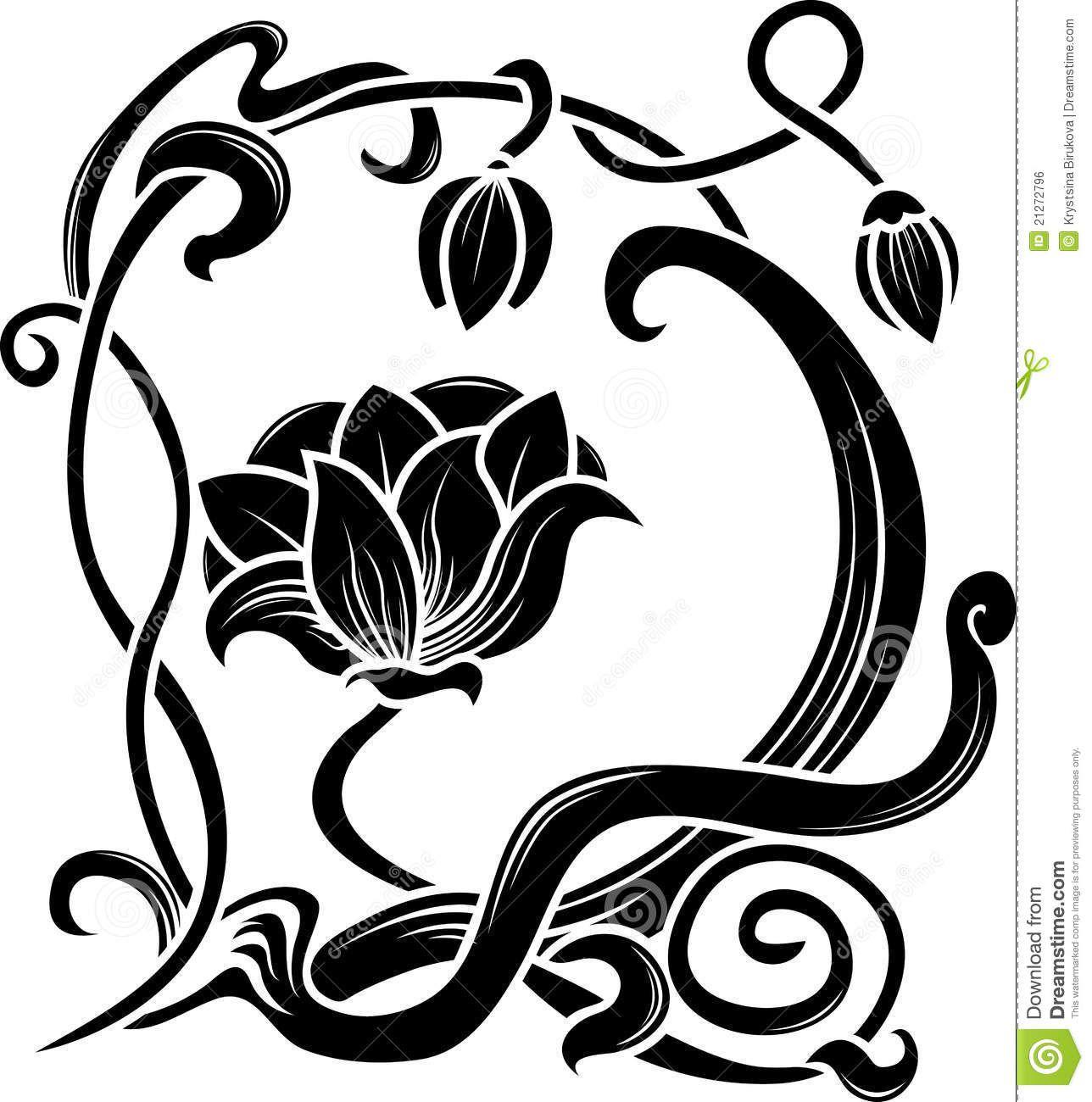 afficher l 39 image d 39 origine decoration pinterest images motif dessin et linogravure. Black Bedroom Furniture Sets. Home Design Ideas