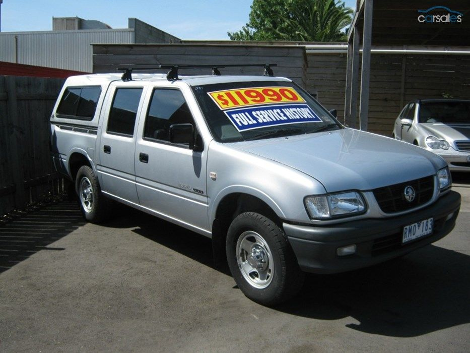 2002 Holden Rodeo Tf Lx My02 Holden Rodeo Cars For Sale New And Used Cars