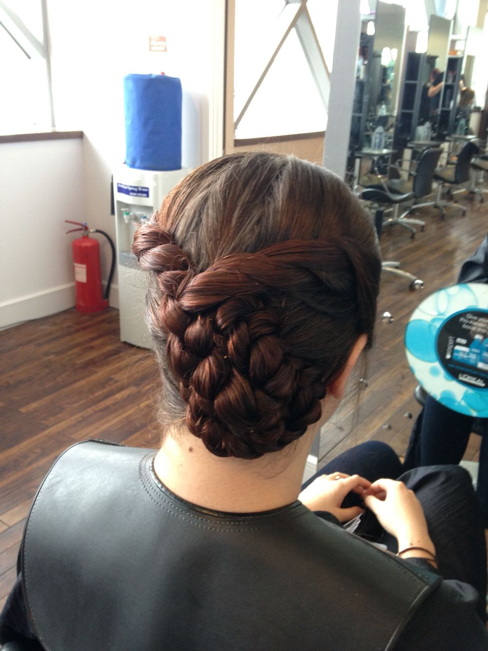 My hair with my magic hairdresser hair styles d pinterest