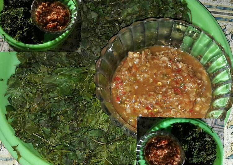 Resep Semanggi Marronggi Morringa Daun Kelor Sambel Sere Oleh Pawon Yu Limbuk Kuliner Dan Sambal Nusantara Resep Makanan Sayuran Resep