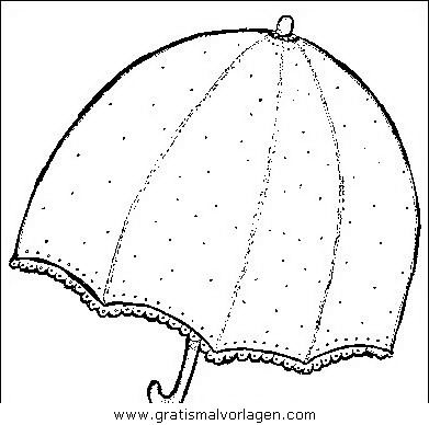 gratis malvorlagen regenschirm | aglhk