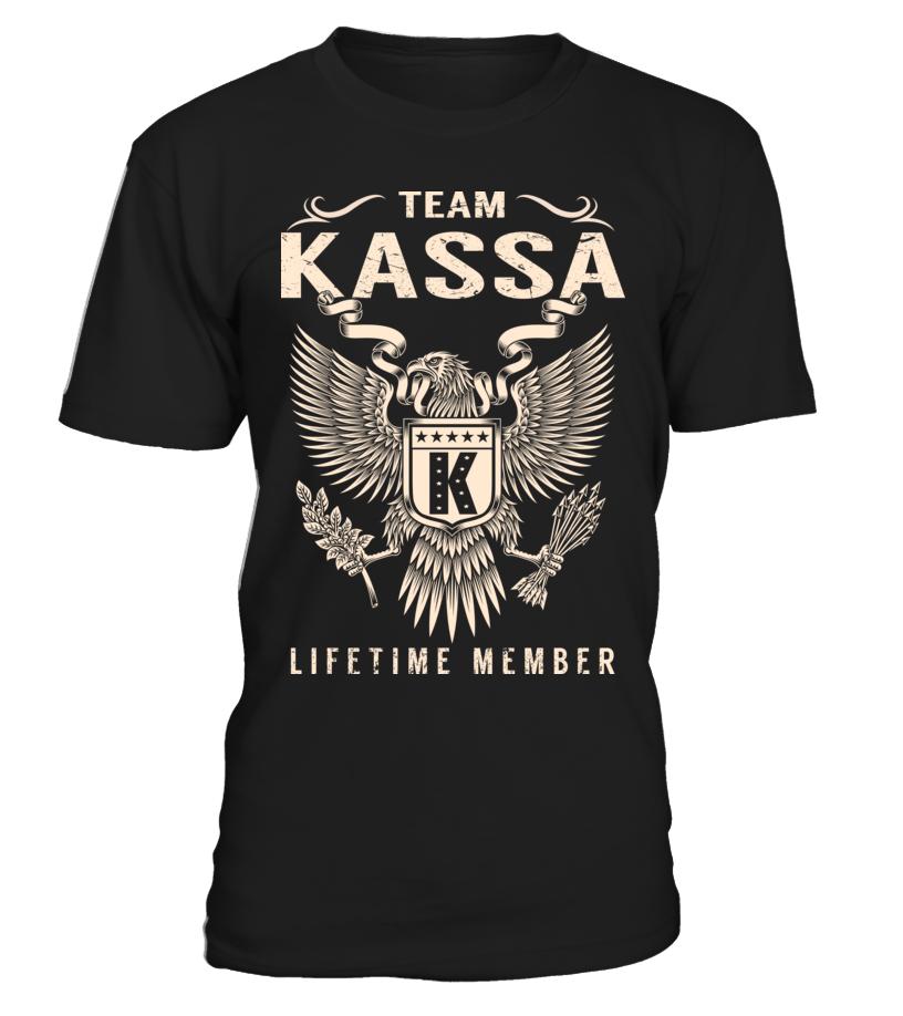 Team KASSA - Lifetime Member