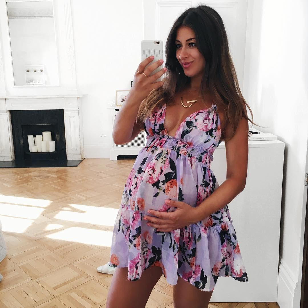 Outfit Summer Maternity