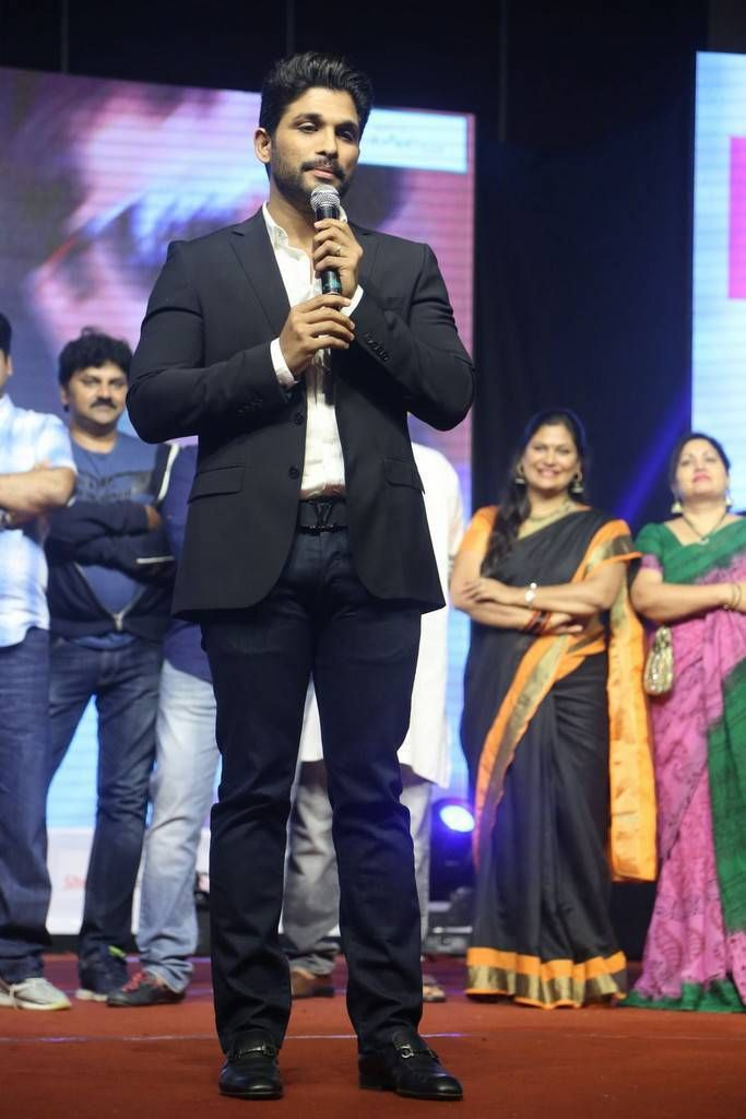 Telugu movie DJ Thank You Meet event held at the JRC Convention - k chenr ckwand nach ma